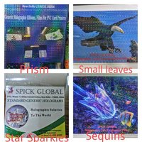 Holographic Thermal Lamination Films