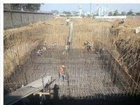 Water Tank Construction Works