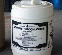 Yellow Sodium Hypochlorite