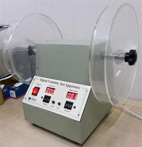 Double Drum Tablet Friability Tester