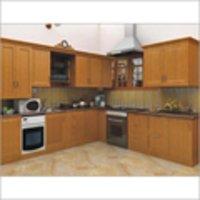 Premium Wooden Modular Kitchen