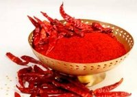 Red Chilli Flakes And Powder (Red & Gerren)