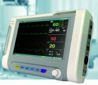 Pulse Oximeter And Nibp