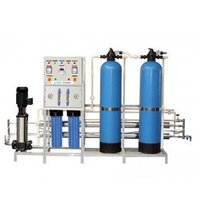 Industrial Mineral Water Purification Plant