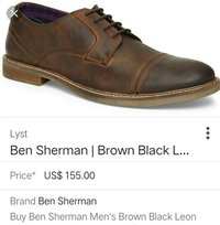 Ben Sherman Leather Shoes