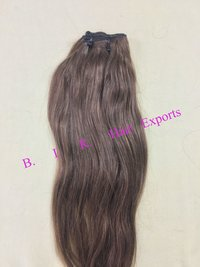 Human Color Hair Extensions