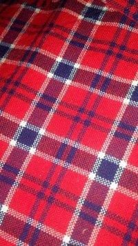 Wool Blended Fabric