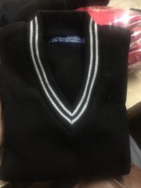 School V Neck Sweater