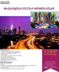Malaysia Extra Memorable 5 Nights/ 6 Days Tour