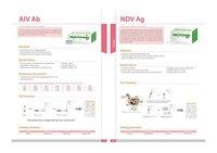 Rapid Ndv Ag Test Kit