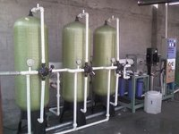 Customized Commercial Sewage Water Treatment Plant