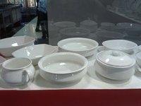 Ceramic Oval Bowls