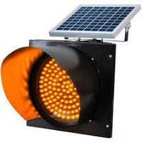 Solar Traffic Lights