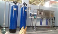 Commercial Reverse Osmosis Water Treatment Plant