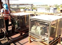 Air Conditioners For Eot Cranes