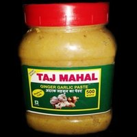 500 Grams Taj Mahal Ginger Garlic Paste