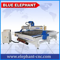 High Speed And Efficient CNC Wood Cutting And Engraving Machine