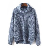 Knitted Ladies Pullover