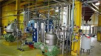 Vegetable Oils Refining Plants