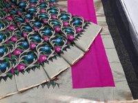 Banarasi Traditional Jaldar Designer Net Saree