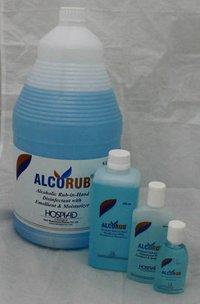 Alcorub Antiseptic Hand Sanitizer