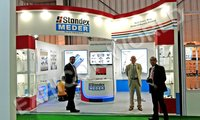 Electronica Expo-2016 Exhibition Stall Designing Services