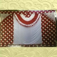 Decorative Party Curtain