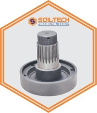 Gnl Rotor Hub R D Shaft Mahindra Rotavator