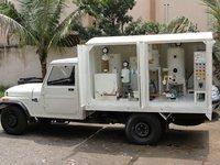 Transformer Oil Filtration Service