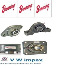Browning Mounted Ball Bearings
