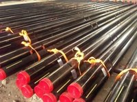 Erw Steel Tube For Line Pipes In Oil