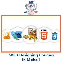 Web Designing Course In Mohali