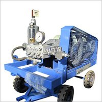 High Pressure Hydrostatic Test Pump