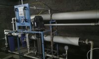 3000 LPH Industrial Water Treatment Plant