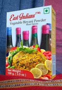 East Indians Vegetable Biryani Masala