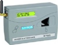 Savior 87xx Series Gprs Enabled Fingerprint Reader