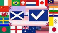 International Table Flag