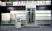 Cnc Vertical Glass Drilling And Milling Machine