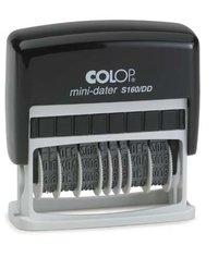 Designer Mini Dater Stamp
