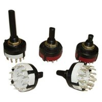 Rotary Switches For Fan Regulator
