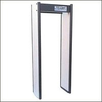 Door Frame Metal Detectors [Deleted]