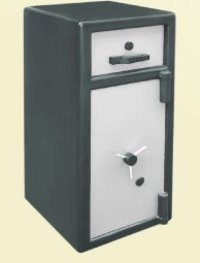 Drawer Type Depository Safes