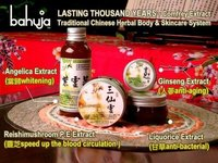 Chinese Herbal Medicine Ointment