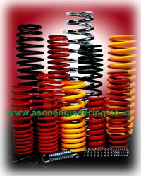 Wire Compression Spring