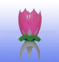 Lotus Music Candles
