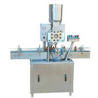 Auto Dry Syrup Filling Machine
