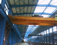 Electric Overhead Traveling (Eot) Crane