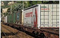 Domestic Cargo Services By Rail