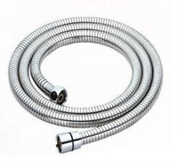 Stainless Steel Shower Hose Polished