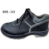 Safety Semi Ankle Shoes